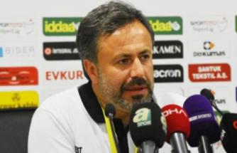 Çalışkan: 'Bu maçı unutup, Denizlispor maçını düşüneceğiz'