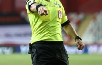 Süper Lig'de 29. hafta hakemleri açıklandı
