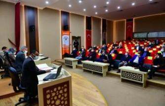 Yeşilyurt Belediye Meclisi Mart Ayı Çalışmalarını Tamamladı
