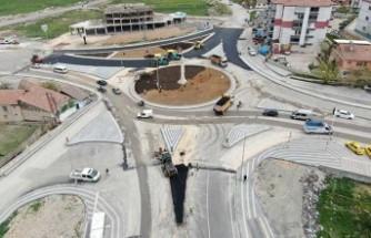 Büyükşehir Belediyesi trafik sorununa bir neşter daha vurdu