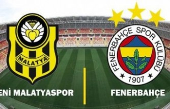 Maç Sonucu: Yeni Malatyaspor 1-1 Fenerbahçe