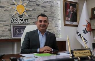 İhsan Koca'dan CHP ve Tecavüz İddialarına açıklama