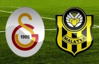 Yeni Malatyaspor Galatasaray'ı Üzdü!