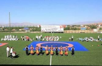 Battalgazi'li Gençler Sporla Hayat Buluyor