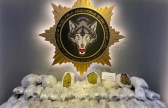 Malatya Polisinden Zehir Tacirlerine Darbe Üzerine Darbe