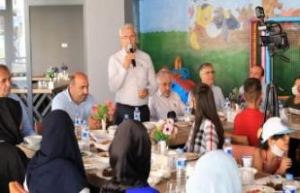 Battalgazi'de 'Dostluk Günü' Gezi Turu İle Kutlandı
