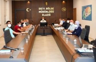 Malatya Hekimhan İğdir Göleti Ve Sulaması Proje Ön Raporu Değerlendirme Toplantısı Yapıldı