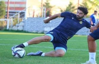 YMS'de  Fatih Karagümrük maçı hazırlıkları sürüyor