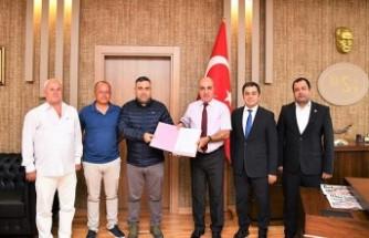 DSİ İle Çınarköy Göleti İkmali İnşaatı işine ait sözleşme imzalandı