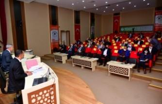 Yeşilyurt Belediye Meclisi Ekim Ayı Çalışmalarını Tamamladı