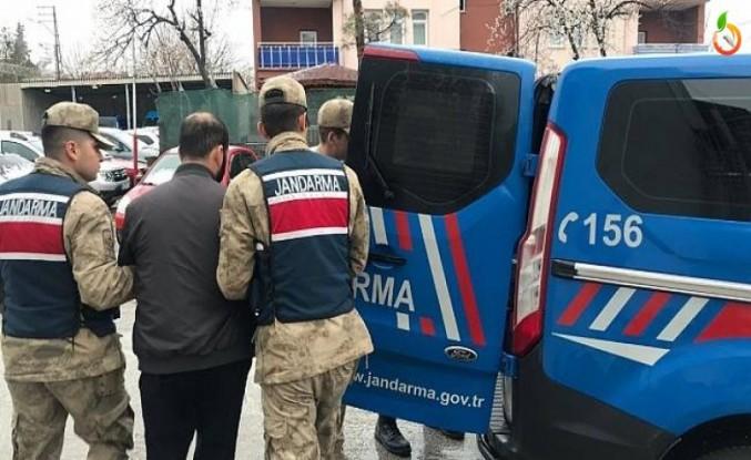 Malatya'da FETÖ Firarisi Jandarma Tarafından Yakaladı