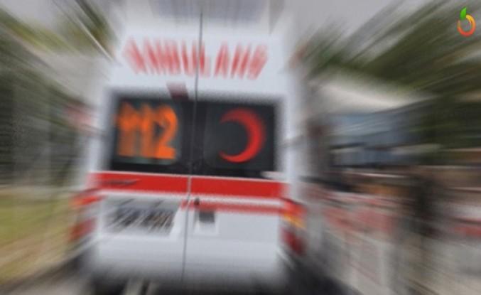 Malatya'da Balkondan Düşen Adam Ağır Yaralandı