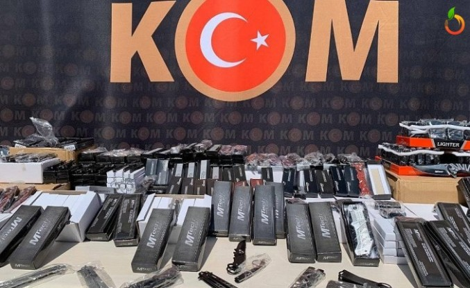 Malatya'da gümrük kaçakçılarına operasyon
