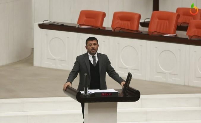 Veli Ağbaba:'Zor günler için halk varsa, size ne gerek var'
