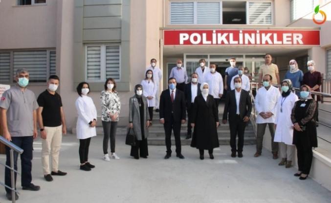 'Türkiye, kovid-19 süreciyle sağlıklı bir şekilde mücadele ediyor'