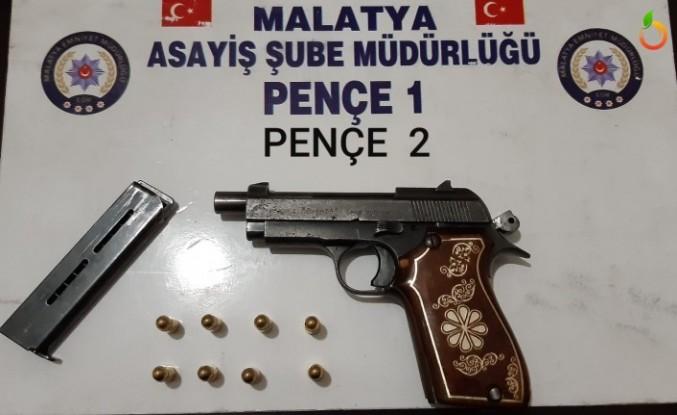 Malatya'da Hırsızlık olayı 72 saatlik çözüldü