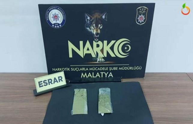 Malatya Merkezli 3 İlde Uyuşturucu Operasyonu
