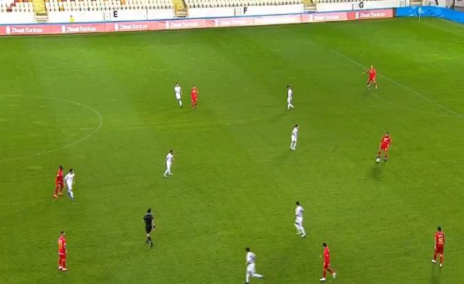 Yeni Malatyaspor Bir Üst Turda! 2-0