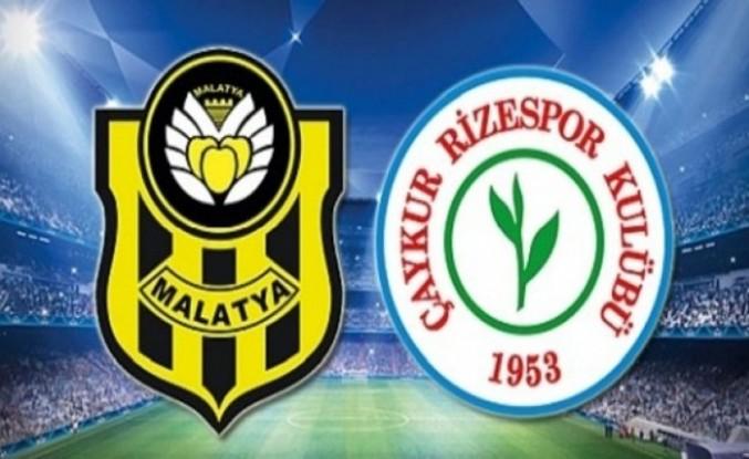 Y. Malatyaspor-Çaykur Rizespor maçında Hüseyin Göçek düdük çalacak