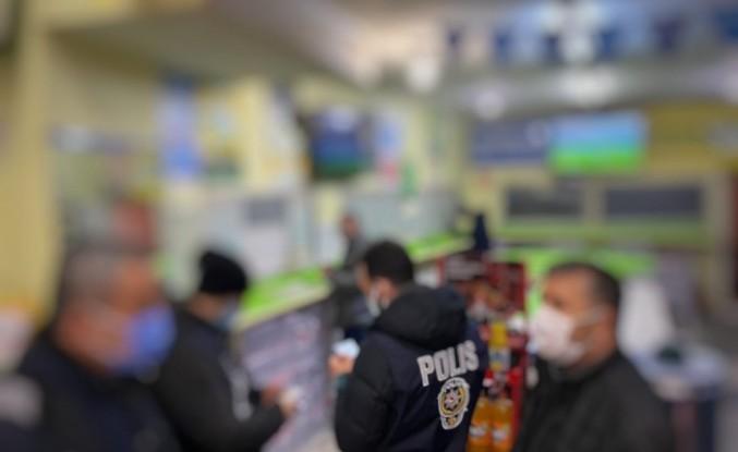 Malatya'da Yasa Dışı Bahis ve Siber Denetim Uygulaması Yapıldı