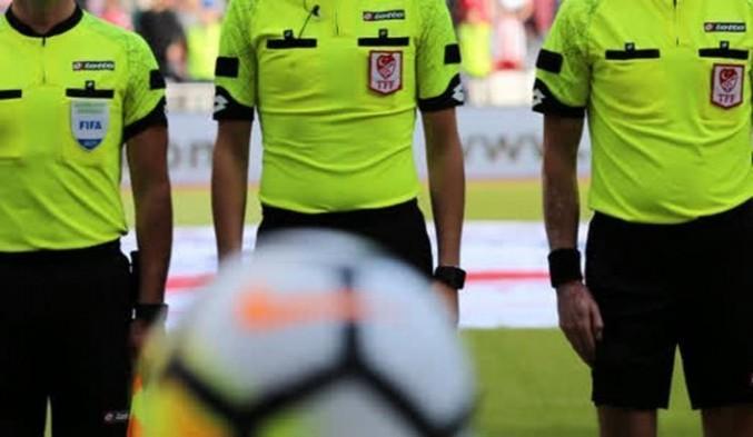 Süper ligde haftanın maçlarını yönetecek hakemler şunlar: