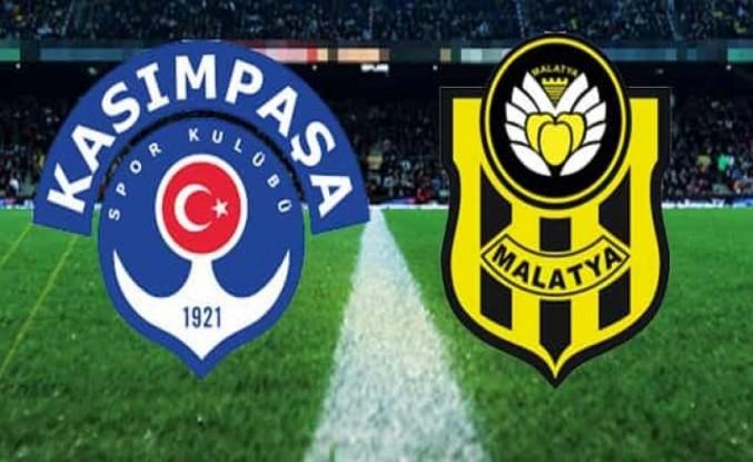 Yeni Malatyaspor Kasımpaşa Deplasmanından 1 Puanla Dönüyor