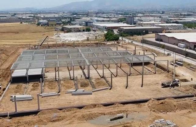 Malatya OSB'de Yeni Fabrikalar Kuruluyor