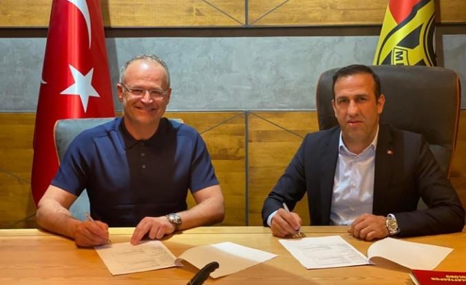 YMS İrfan Buz İle 1 Yıllık Sözleşme İmzaladı