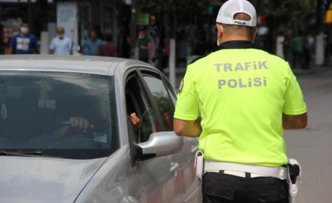Malatya'da 56 Araca Çeşitli İhlallerden Cezai İşlem Uygulandı
