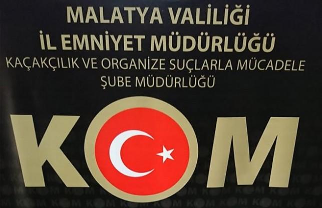 Malatya'da Tefecilere Operasyon