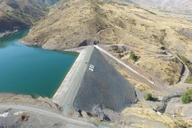Yaygın Barajının Geçici Kabulü Yapıldı