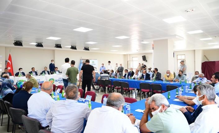 Gürkan: Makamlar nefsi tatmin, insanlara tahakküm edecek yerler değil, hizmet yerleridir