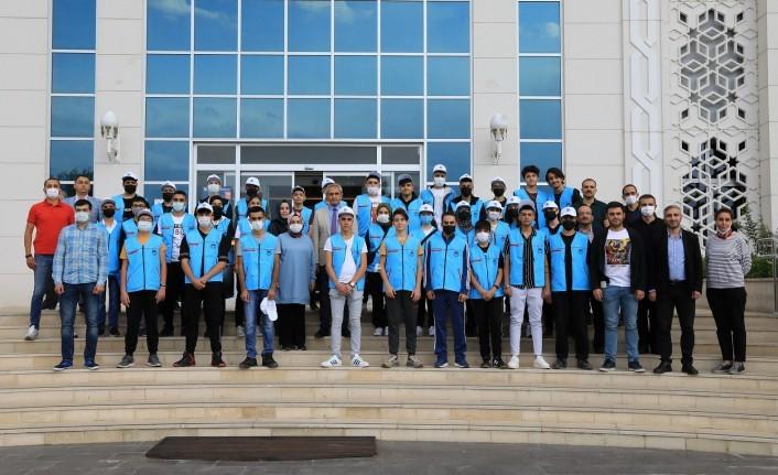 Öğrenciler Teknofest İstedi, Başkan Güder Geri Çevirmedi