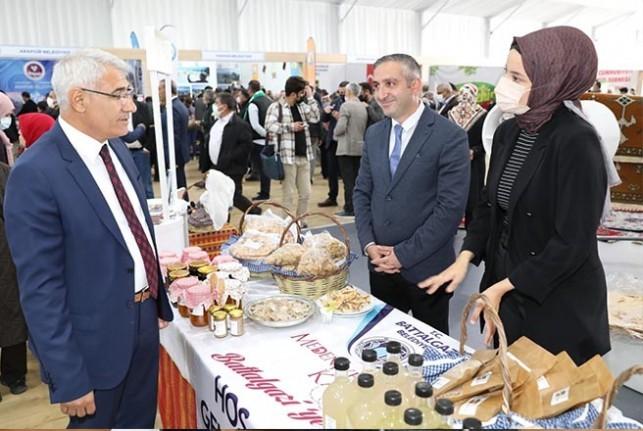 Başkan Güder:'Tarih Başkenti Battalgazi'mizi İstanbul'a Getirdik'