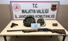 Jandarma'dan Uyuşturucu Satıcılarına ve Terör Propagandası Yapanlara Operasyon