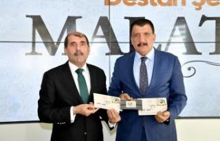 Başkan Gürkan: 'Attığımız adımların somut...