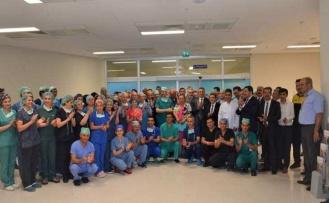 Karaciğer Nakli Enstitüsü'nden Büyük Başarı