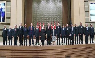 İşte Merakla Beklenen Cumhurbaşkanlığı Kabinesi