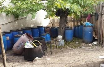 Malatya'da Kaçak İçki Operasyonu! 9 Gözaltı