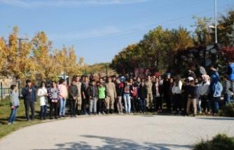 Öğrencilere Jandarma'dan Gezi programı