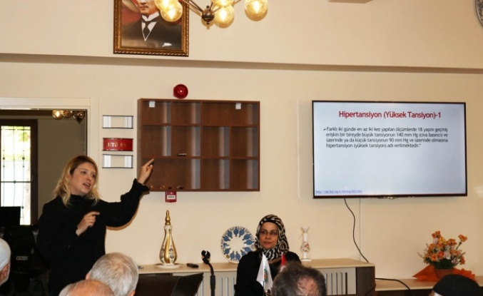 Vefa Konağı'nda seminer programları