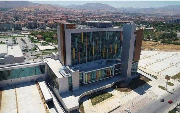 Kadın Hastalıkları ve Doğum Hastanesi 28 Ekim'de hizmette giriyor