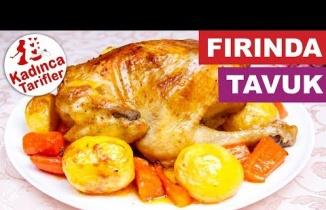 Fırın Poşetinde Tavuk Nasıl Pişirilir?