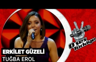 Tuğba Erol - Erkilet Güzeli   O Ses Türkiye